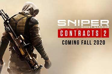 《狙击手:幽灵战士契约2》正式宣布 今年秋季发售