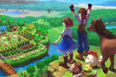 系列新作《牧场物语:一个世界》公布!秋季发售