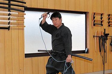日本大学还有忍者专业!?首位忍者硕士生今年毕业