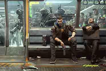 《2077》游戏内一天时长为3小时 约为《GTA5》4倍