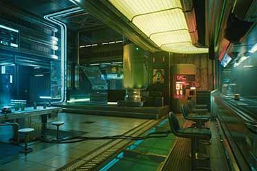《赛博朋克2077》新光追4K截图 画面惊艳榨干N卡