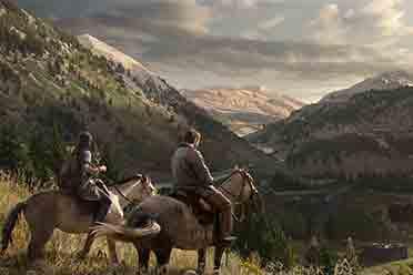 顽皮狗公布《美国末日2》海量原画 末世的绝美风光
