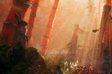 《影子武士》官方展示新游戏图片 或为《影子武士3》