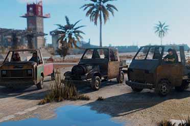 开放世界生存游戏《腐蚀》推出更新 模块化车辆加入!