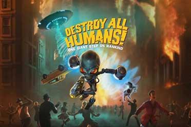 《毁灭全人类》新演示公布 粉碎射线枪破坏力惊人!