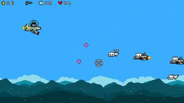 黑猫主角动作射击游戏《外星猫4》游侠网专题站上线