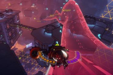 街机飞行竞速游戏《轻轨冲刺》游侠网专题站上线
