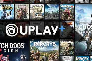 育碧Uplay+开启免费试玩体验 支持超过100多款游戏