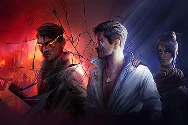 非线性叙事角色扮演游戏《暗使Dark Envoy》专题上线