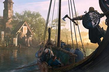 《刺客信条:英灵殿》新游戏截图 艺术图欣赏!