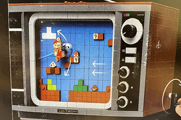 """太细致了!乐高联动任天堂推""""红白机NES""""玩具"""