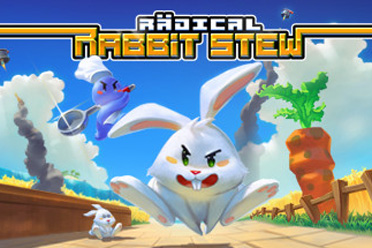 野兔养成动作街机益智游戏《激进炖兔肉》专题站上线
