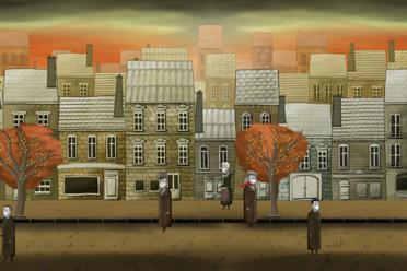 法国革命背景横版冒险游戏《谦虚的英雄》专题站上线