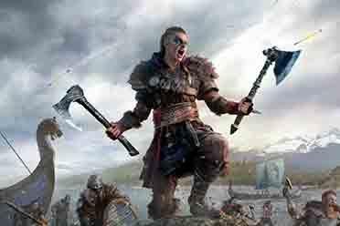 《刺客信条:英灵殿》有多达25种敌人 历代最多!