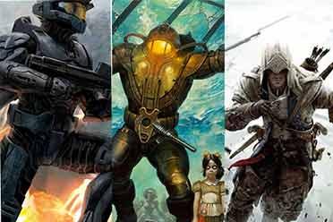 细数往昔!Xbox360平台上最经典游戏 个个都是神作!