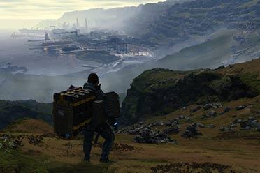 《死亡搁浅》PS4 Pro与PC版画面对比 PC版更加细腻