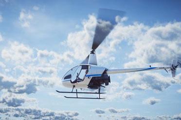 等不及微软模拟飞行了?《直升机模拟》上架Steam