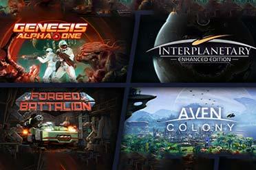Steam今日特惠:科幻战略游戏骨折价打包促销中!