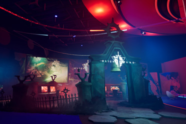 免费动作冒险游戏《Devolverland Expo》专题站上线
