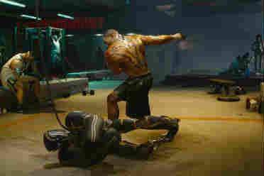 《赛博朋克2077》精美图集赏 金碧辉煌与阴暗潮湿并存