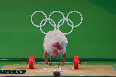 鸡能装 学到就是赚到!无聊给鸡装上了手 竟然火了!