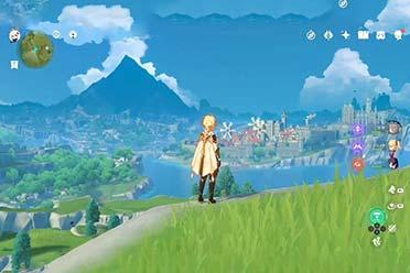 《原神》PS4版实机演示 一览壮阔的开放世界和战斗
