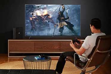 PS5和索尼彩电更配!带来4K/120帧极致巅峰奢华享受!