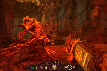 虚幻4打造复古FPS游戏《地狱使者》游侠专题站上线