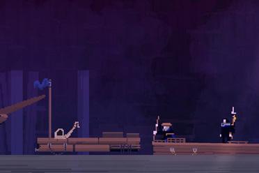 像素风格动作冒险独立游戏《Olija》游侠专题站上线