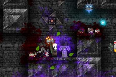 Roguelike冒险游戏《烛火地牢2猫咪的诅咒》专题上线
