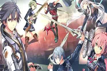 RPG游戏《英雄传说:闪之轨迹3》2.2汉化补丁发布