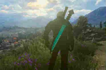双厨狂喜!《巫师3》mod加入《我的世界》的钻石剑
