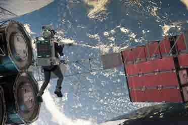 国产太空射击FPS《边境》或年内上线 登陆PC/PS4