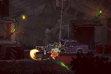 2D动作平台Roguelike游戏《刀锋战神》游侠专题上线