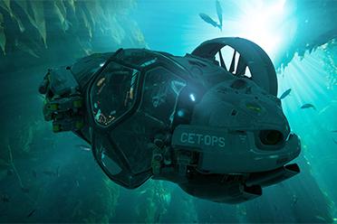 《阿凡达2》新概念图曝光!潜水器 陆用工程机器亮相