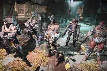 《战锤40K》衍生作《涅克洛蒙达:蜂巢之战》9月发售