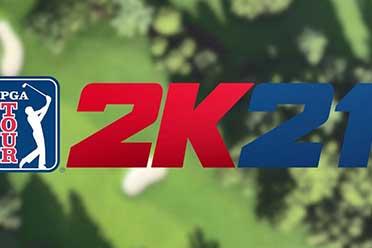 用《PGA巡回赛2K21》球场设计器来设计你的专属球场