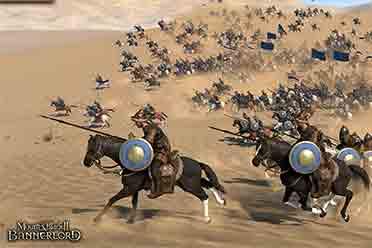 《骑马与砍杀2》访谈摘要:中国销量位居世界第二