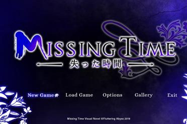 约会主题视觉小说游戏《Missing Time》游侠专题上线