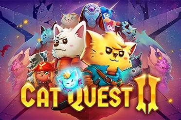 好评如潮RPG游戏《猫咪斗恶龙2》限时史低特惠开启
