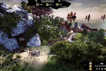 策略建造游戏《中国建设者》上架Steam!开创伟大之路