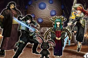 PS4/NS迷宫RPG《黄泉裂华》早期购入特典图公布!