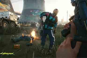 《2077》开发者:NPC会对游戏中的情况作出各种反应