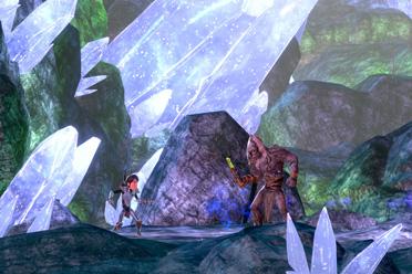 动漫改编动作游戏《巨怪猎人幽林镇守护者》专题上线