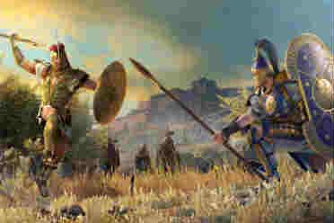 《全战传奇:特洛伊》明晚9点领取 首个DLC也将免费!