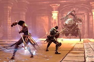 奇幻MMORPG《神佑》将登陆PS4 封测申请已开启!