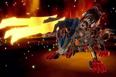 机兽格斗新作《索斯机械兽:无限爆炸》首部PV公布