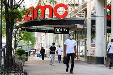 美国最大电影院线AMC即将复业!百年纪念票价仅1元!