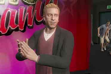 R星资深制作人离职 曾在《GTA5》里当真人秀主持人
