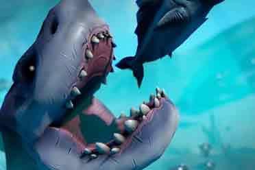 鱼类生存游戏《海底大猎杀》1.1完整汉化补丁发布